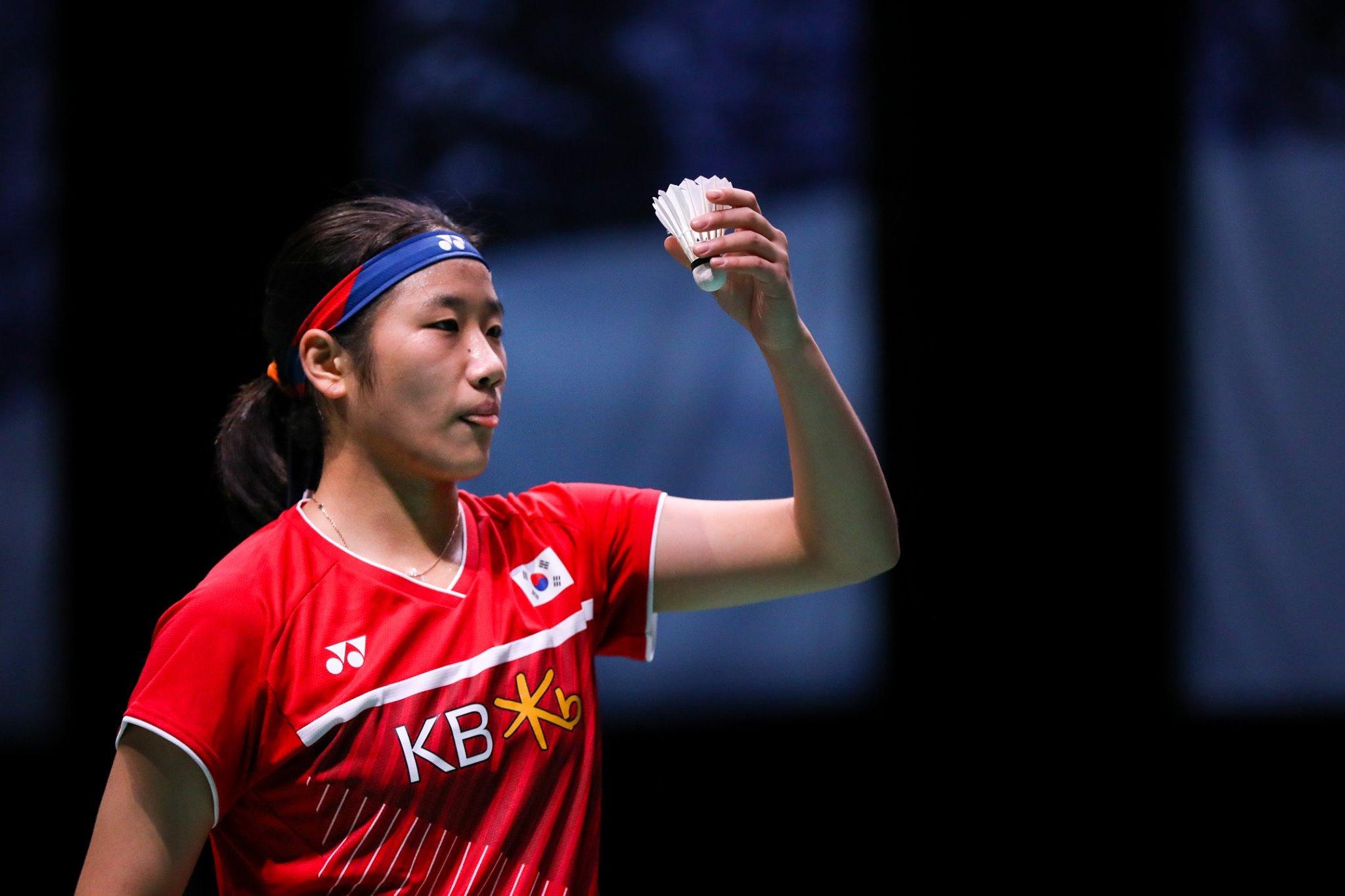 尤杯|轻松横扫中华台北 韩国锁定C组第一